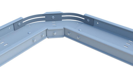 FTE50 Flexi Elbow for FRP Cable Tray.