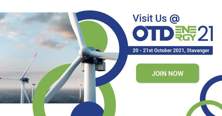 Besøk oss på OTD Energy 2021