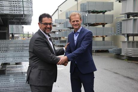Hilti acquires Oglaend System Group