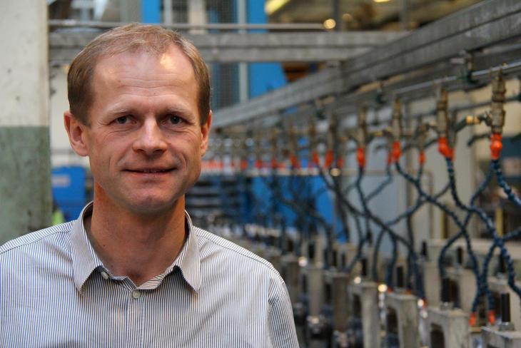 New CEO, Geir Austigard