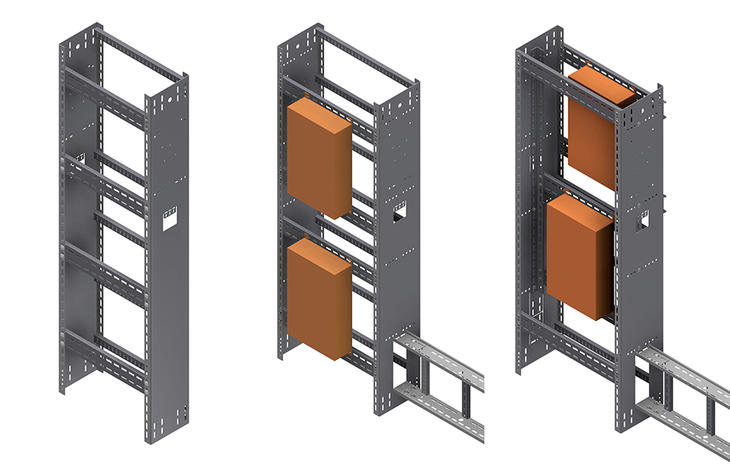Junction Box Racks