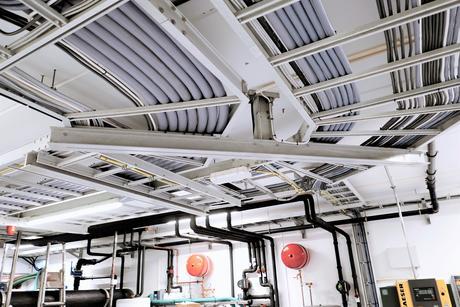 FRP Glassfiber System på Bremnes Seashore settefiskeanlegg i Trovåg © Øglænd System