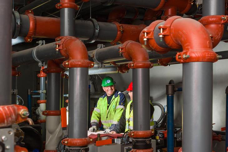 Ahsell overtar Øglænd Systems VVS- og sprinklervirksomhet.