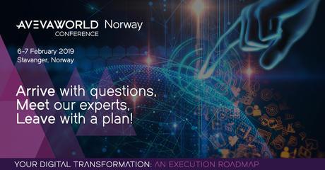 Aveva World Conference i Stavanger.