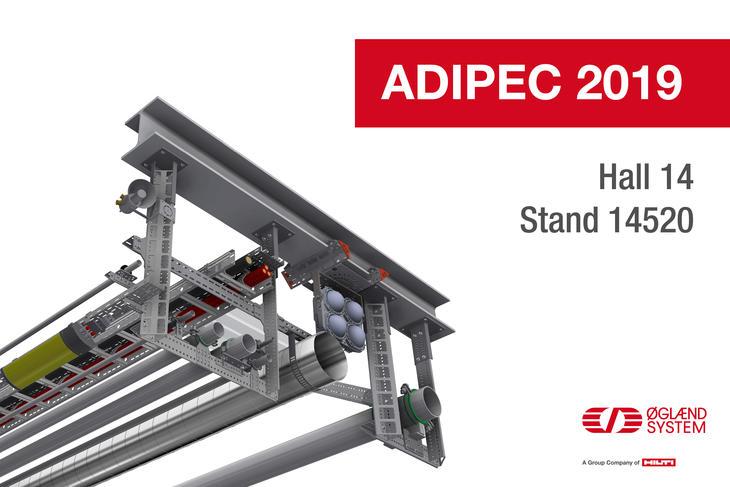 Visit us at ADIPEC