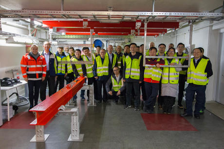 Visit from China's Ministry of Natural Resources