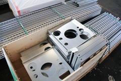 Byggesettene gjør det enkelt og oversiktlig å finne delene man trenger til å sette sammen rammeverket.